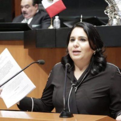 Presidirá Mayuli Martínez comisión de Estudios Legislativos, Primera, en el Senado de la República
