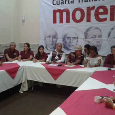 NO RENOVARÁN DIRIGENCIA DE MORENA EN QR: Rafael Marín Mollinedo continuará al frente pese a que tiene otros encargos, incluso fuera del estado