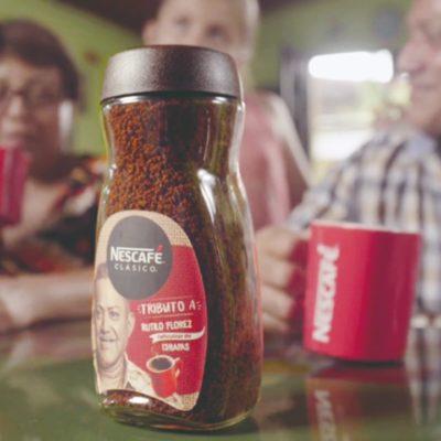 No es homenaje foto de cafetaleros veracruzanos en frascos de Nescafé, sino mercadotecnia