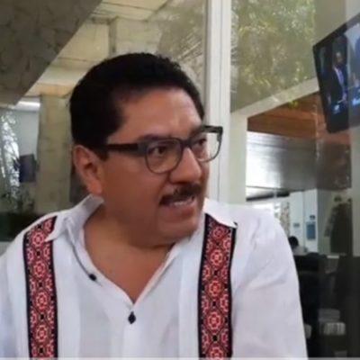 """""""En el PRI caben todos, menos los corruptos; a esos hay que expulsarlos"""", dice Ulises Ruiz, ex gobernador de Oaxaca que busca dirigir el Comité Ejecutivo Nacional del PRI"""