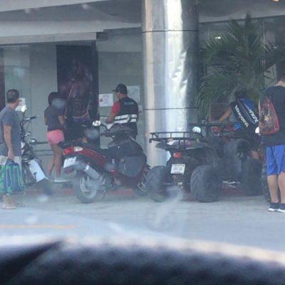 ¡AGUAS!, FALSOS INSPECTORES 'CLAUSURAN' NEGOCIO: Denuncia Fiscalización a impostores que se presentaron a cerrar un gimnasio en Cancún