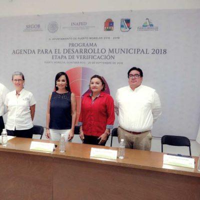Inaugura Laura Fernández curso-taller para la elaboración de la Ley de Ingress 2019
