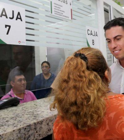 Con disciplina financiera y actuación responsable del Ayuntamiento, Cancún logró recuperar calificaciones crediticias positivas
