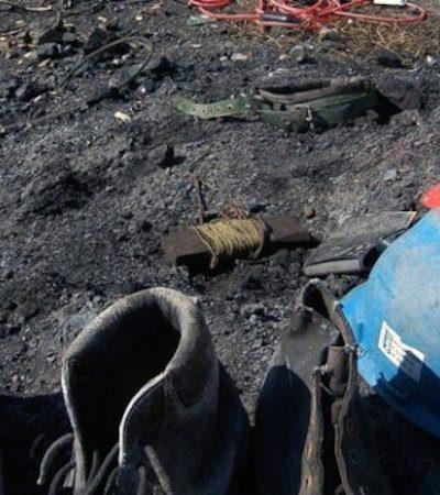 DOCE AÑOS DESPUÉS: Se reabrirá investigación y se rescatarán los cuerpos dice Napito a viudas de Pasta de Conchos