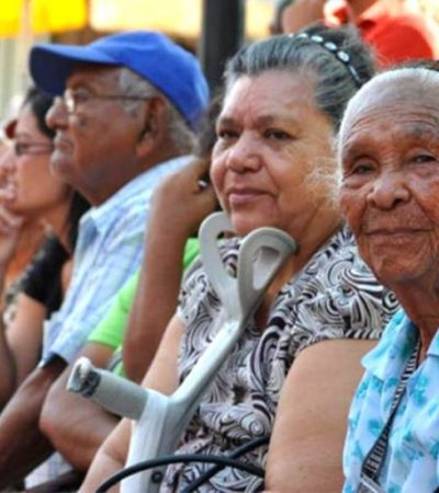 Recibirían pensión universal adultos mayores a partir de los 68 años, precisa el próximo titular de la SHCP