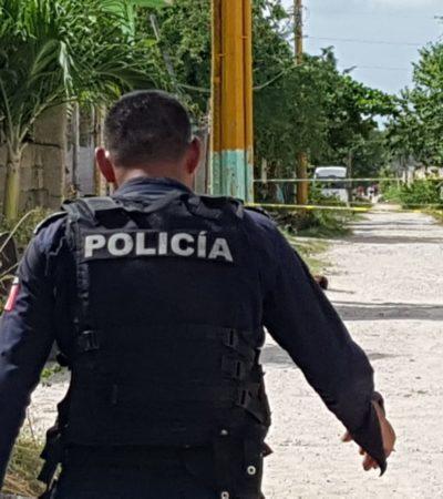 Detiene Fiscalía a dos policías municipales de Cancún