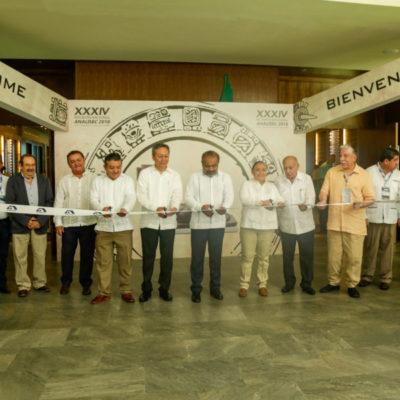 Celebran la XXXIV Reunión Nacional de Laboratorios de Materiales de Construcción en Solidaridad