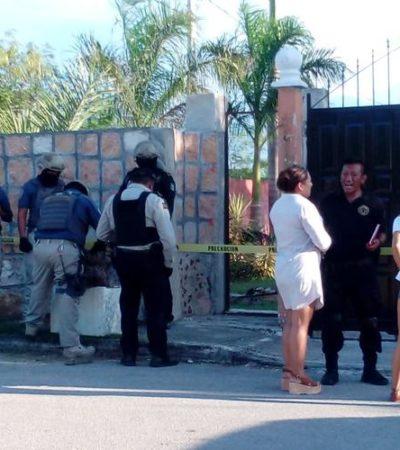 Desbaratan 'rave' luego de que madre sorprendiera a su hija consumiendo alcohol y mariguana en San Luis Dzununcán
