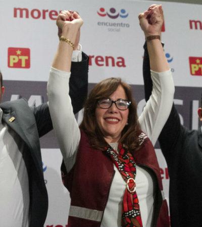 'Dribla' Cuauhtémoc Blanco a Morena en Morelos; Polevnsky le reclama exclusión de Rabindranath Salazar