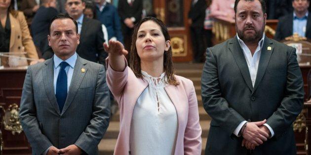 Pasa Sandra Vaca de reclutadora en presunta red de prostitución a diputada del PRI en la CDMX