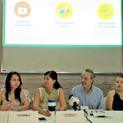 Empresarios y asociaciones civiles alistan propuesta de regidor 16 para el cabildo de BJ