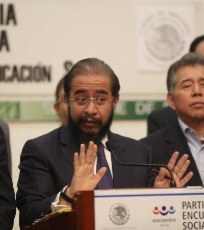 Retan a Sergio Mayer a examen de cultura; la propuesta del PES, Ricardo de la Peña, es un reconocido historiador tabasqueño