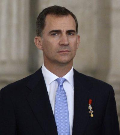 Confirman que 'está prevista' la asistencia del rey Felipe VI de España a toma de posesión de AMLO