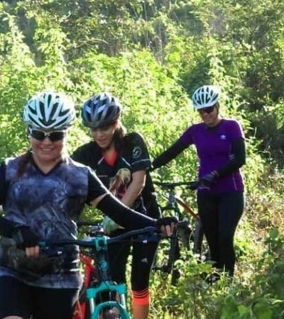 Inicia rodada en Cacao; la primera competencia de MTB Enduro en Quintana Roo se realizará como preámbulo del Campeonato de Mountain Bike de la Península de Yucatán
