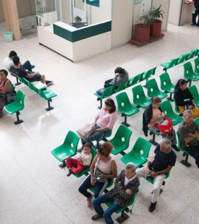 Injustificable que casi 20 millones de mexicanos no tengan acceso a la salud, dice la CNDH