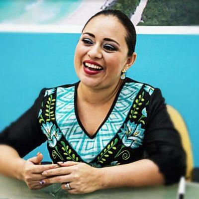 Acusan a Perla Tun de incumplir acuerdos para realizar trabajos preliminares de la Entrega-Recepción en Cozumel