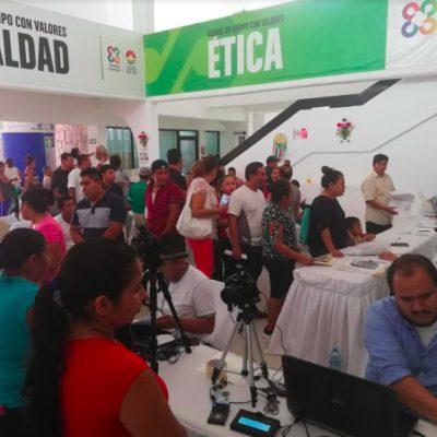 Realizan jornada para regularizar a guatemaltecos en Cancún