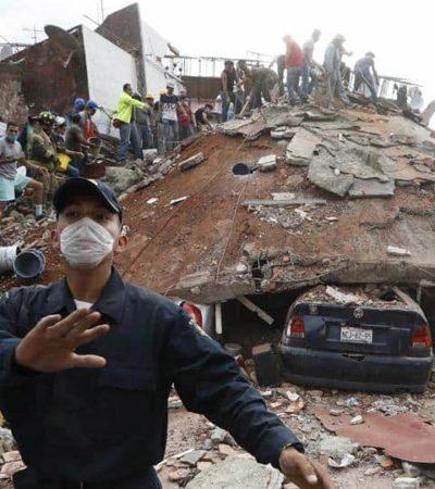 HOY, MACRO SIMULACRO NACIONAL DE SISMO: Huellas imborrables del 19 de septiembre de 1985 y de 2017