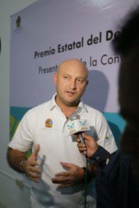 Teniendo Quintana Roo playas de ensueño, pagarán por llevar arena a la Explanada de la Bandera para realizar el Tour Mundial de Voleibol Femenil de Playa en Chetumal