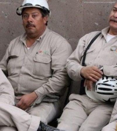 Esperarán a que Romero Deschamps deje dirigencia para negociar con trabajadores la reubicación de la SENER en Tabasco
