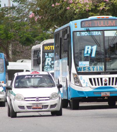 MORENA SE 'TRIBALIZA' Y TODOS 'METEN SU CUCHARA': Sin acuerdos ni consensos, todos opinan sobre qué hacer con la prórroga de la concesión del transporte en Cancún que divide al partido de AMLO