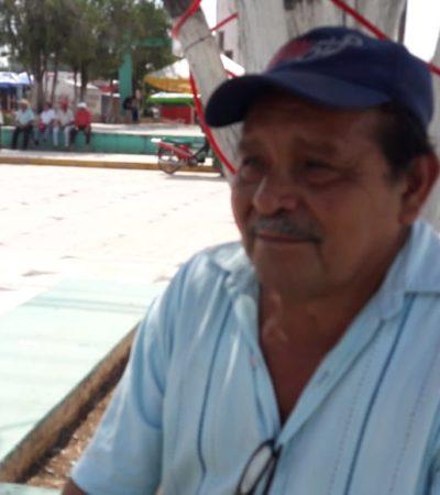 HISTORIAS DE LA ZONA MAYA: Sagarpa lo incluye en otro ejido y ahora no puede cobrar apoyo