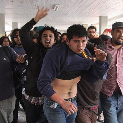 Anuncia UNAM expulsión de 18 porros; el rector Enrique Graue identifica a tres grupos de agresores