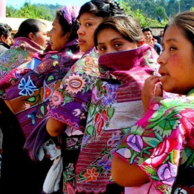 Señalan 'constante' compra y coacción de voto hacia mujeres indígenas de Chiapas en pasadas elecciones
