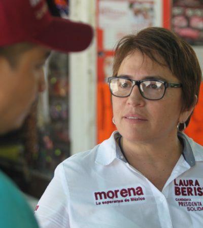 Rompeolas: Priistas, borgistas y cancunenses, los primeros del gabinete de Laura Beristaín