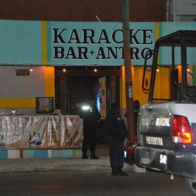 ATAQUE AL BAR 'ARRE LULÚ' COBRA OTRA VÍCTIMA: Muere en el hospital el tercero de los colombianos baleados en la Región 510 de Cancún