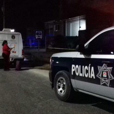 Tras sofocar incendio, hallan el cuerpo calcinado de una persona en local abandonado de la Avenida Portillo en Cancún