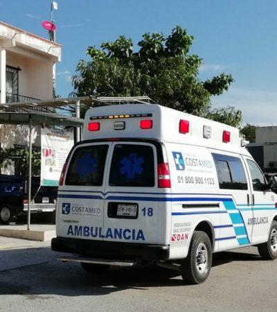 Reportan presunto suicidio en Playa de septuagenaria que padecía mal de Parkinson desde 1980