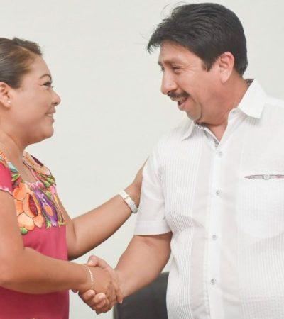 INICIA LA TRANSICIÓN EN TULUM: Dice Víctor Mas que encabezará un gobierno transparente en el que se aplicará la ley