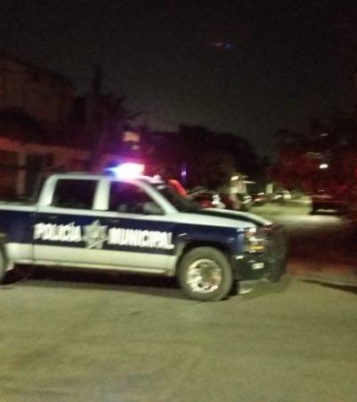 Dos ataques a balazos en las últimas horas en Cancún con saldo de al menos un herido y tres detenidos