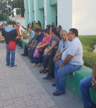 Rompeolas: Injusto trato a Chetumal