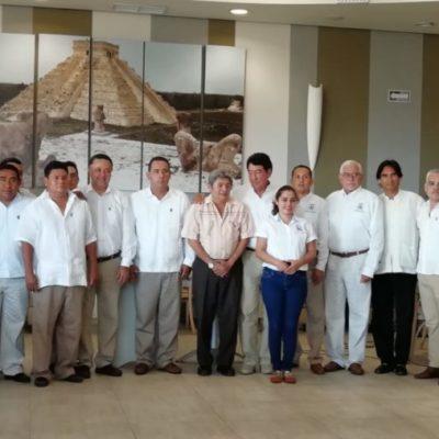 La Asociación Mexicana de la Industria de la Construcción (AMIC) designa al primer presidente de su delegación en Playa del Carmen
