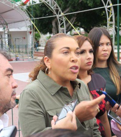MONTAN OPERACIÓN 'LAVADO DE IMAGEN' PARA MARA LEZAMA: Regidores electos rechazan aprobación de la prórroga de las concesiones al transporte impulsada por uno de los ediles más cercanos a la próxima Alcaldesa de Cancún