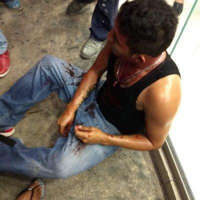 AUMENTA SALDO ROJO EN CANCÚN: Hombre baleado el sábado en la zona de 'El Crucero' fallece el hospital