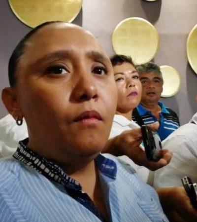 Cristina Torres asegura que se está atendiendo el tema de la seguridad en Solidaridad