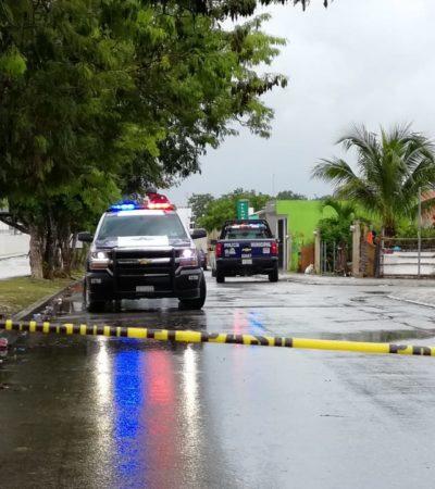 EJECUTAN A COMANDANTE ANTINARCOTICOS EN PLAYA: Asesinan a balazos al agente en el fraccionamiento Las Palmas II; suman 57 casos en el año