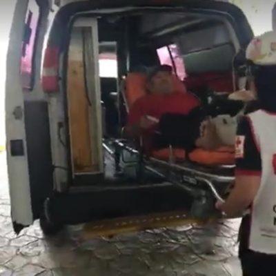 ASALTO A PUNTA DE PISTOLA EN BONFIL: Despojan a un hombre de maletín con 63 mil pesos y le dan u balazo en la pierna