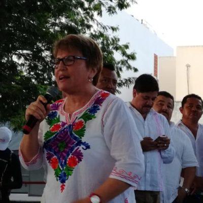 A menos de 15 días de entrar en funciones como presidente municipal, Laura Beristain prevé que le entreguen finanzas sanas