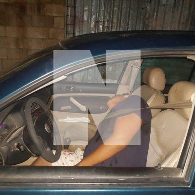 Ejecutan a un hombre en el interior de su vehículo durante la madrugada en Playa del Carmen