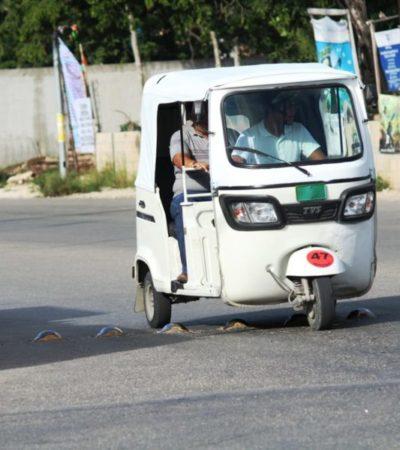 A falta de inspectores de Sintra, mototaxistas continúan operando en Villas del Sol