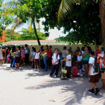 Autoridades educativas de Solidaridad trabajan para prevenir acoso escolar a nivel primaria
