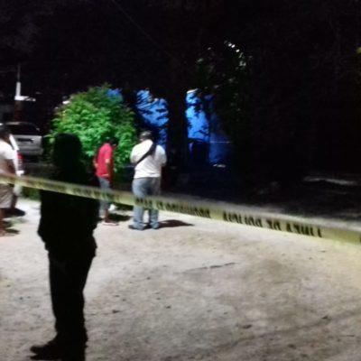 EJECUTAN A BALAZOS A VECINO DE LA SM 26: Presunto vendedor de alpaca en la zona de playas es baleado a una cuadra de la Avenida Palenque de Cancún