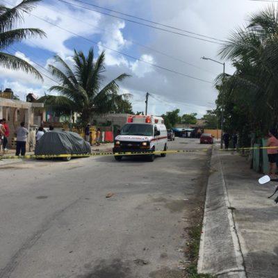 INTENTO DE EJECUCIÓN EN LA 248: Balean a un hombre en el fraccionamiento Villas del Mar de Cancún