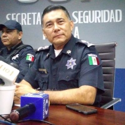 Rodolfo del Ángel Campos asegura que continuarán con el combate al autogobierno en los centros penitenciarios de Chetumal
