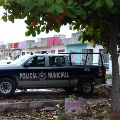 SIGUE LA VIOLENCIA EN CANCÚN: Ataque a balazos deja un muerto y dos heridos en el fraccionamiento Los Héroes de Cancún