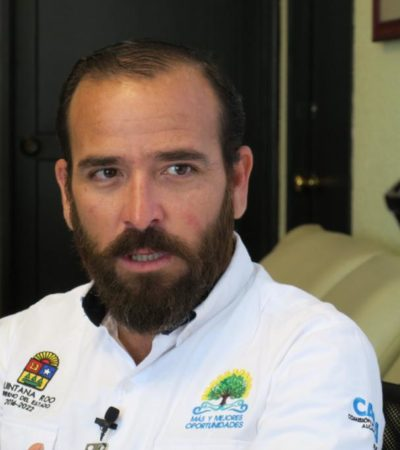 """DE UN POSIBLE 10 SACARON 2"": Aguakan está reprobado en Cancún, dice Gerardo Mora, director general de CAPA"